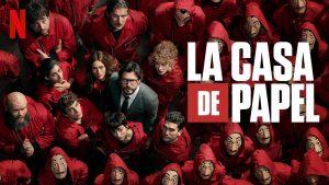 Header for La Casa de Papel post