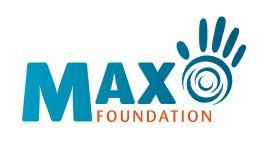 Max Foundation Company Logo in Color